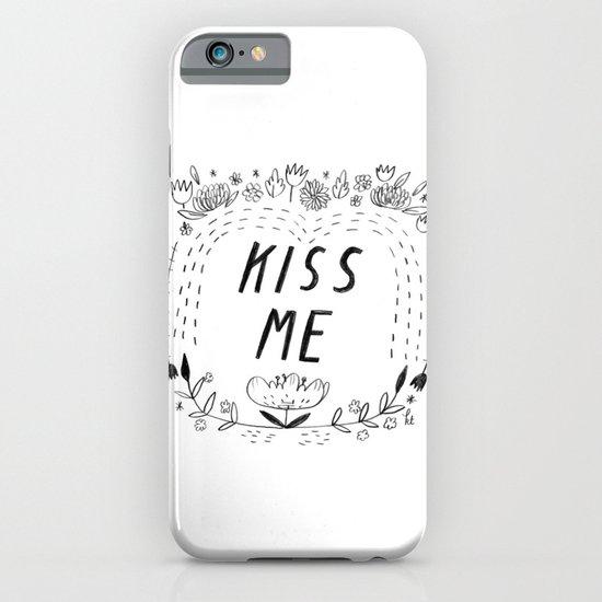Kiss Me iPhone & iPod Case