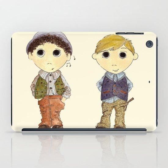 The Twins: Hugo & Harry iPad Case