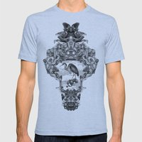Ascension Mens Fitted Tee Athletic Blue SMALL