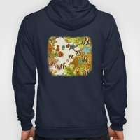 The Great Barrier Reef Hoody