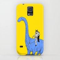 Dinosaur B Galaxy S5 Slim Case