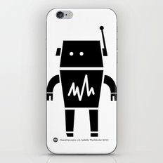 ROBOT Number Two iPhone & iPod Skin