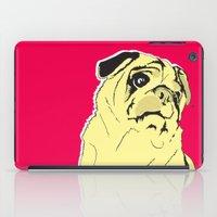 Shmoo the pug iPad Case
