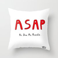 #13 Throw Pillow