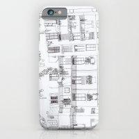 Algún lloc aprop del carrer Comtal iPhone 6 Slim Case