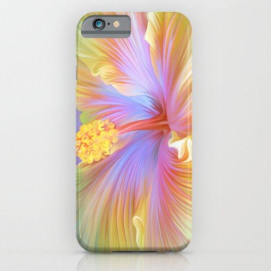 Hibiscus iPhone & iPod Case