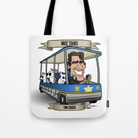 Mice Tours (Tom Cruise) Tote Bag