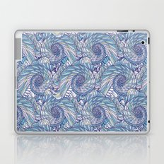Peacock Swirl - original Laptop & iPad Skin