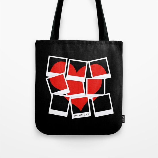 Instant (Photography) Love Tote Bag