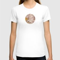 I've got the travel bug Womens Fitted Tee White SMALL