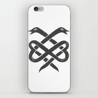 The Infinity iPhone & iPod Skin