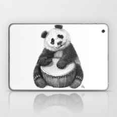 Panda playing percussion G140 Laptop & iPad Skin