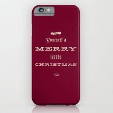 Merry Little Christmas Slim Case iPhone 6s