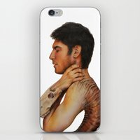 resurrection iPhone & iPod Skin