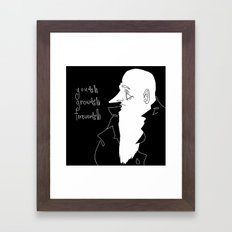 Nth Framed Art Print