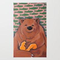 The Bachelor (BEAR) Rug
