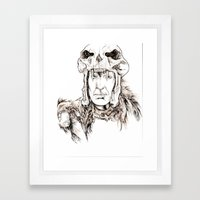 The Kurgan Framed Art Print