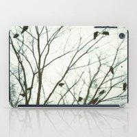 A Blue Gray Day iPad Case