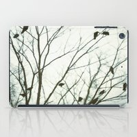 A Blue Gray Day iPad Case