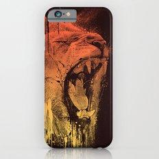 FIERCE LION iPhone 6s Slim Case