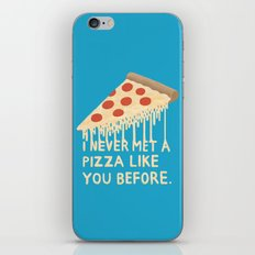 Sweet Pizza iPhone & iPod Skin
