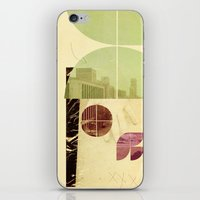 205 (Forensic Love Story) iPhone & iPod Skin