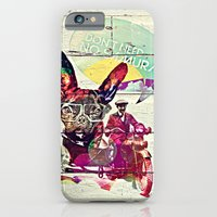 french iPhone & iPod Cases featuring FRENCH by DON'T NEED NO SAMURAI