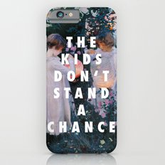 Lilies Don't Stand A Chance iPhone 6 Slim Case