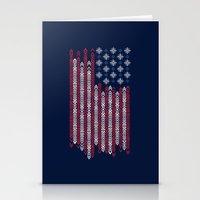 Native Patriots Stationery Cards