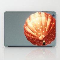 Strawberry Hot Air Baloo… iPad Case