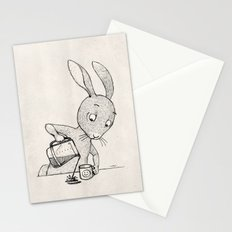 A Little Crooked Stationery Cards