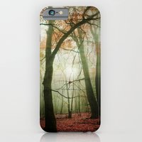 iPhone Cases featuring Portal by Iris Lehnhardt