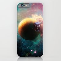 Stole A Timelord iPhone 6 Slim Case