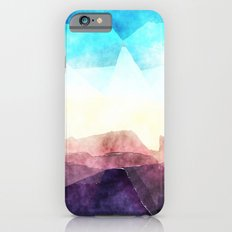 In the sea- watercolor - triangles  iPhone 6 Slim Case