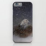 Keeping Warm In My Nest iPhone 6 Slim Case