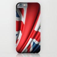 Flag Of Great Britain iPhone 6 Slim Case