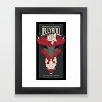 Jellyroll #6: Soul Framed Art Print