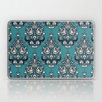 Razan damask ikat Laptop & iPad Skin