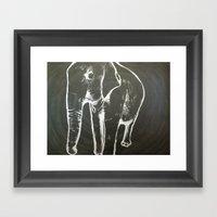 Your Highness  Framed Art Print