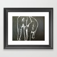 Your Highness  Framed Art Print