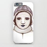 Miss Butterfield iPhone 6 Slim Case