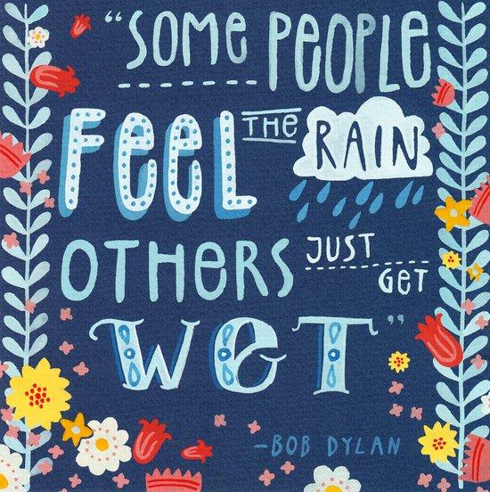 Feel wet Art Print