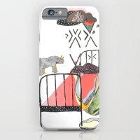 Sleepwalking iPhone 6 Slim Case