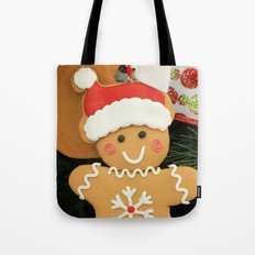 Ginger Bread Tote Bag