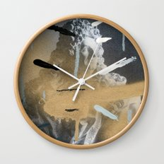 Composition 531 Wall Clock