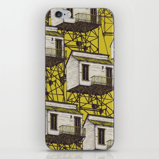 It Takes Me Down. Part Two iPhone & iPod Skin
