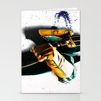 Dave Lizewski Stationery Cards