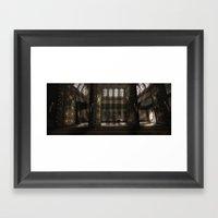 The Pianist Framed Art Print