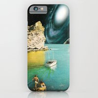 View From Rhodes iPhone 6 Slim Case