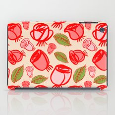 We're painting the roses red.  iPad Case